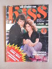 KISS COLOR n°51 1982  Rivista Fotoromanzi  [C69]