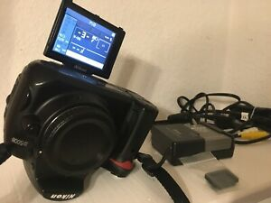 Nikon D5000 Spiegelreflex Kamera Gehäuse