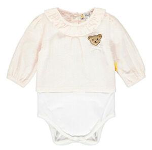 Steiff ® Baby chica wickelbody manga corta Gots bio-algodón 56-86 2020 nuevo!