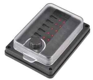 Narva-Fuse-Block-10-Way-LED-54445BL-Fuse-Junction-Box-Blade-Fuse-Terminal-Box