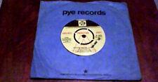 "JOHN SCHROEDER DAVID BYRON WITCHI-TAI-TO 1st Pye DEMO UK 7"" 45 1971 PSYCH FUNK"
