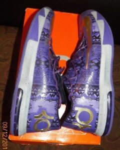 cheap for discount 9fe0c 902dd Image is loading Nike-KD-6-Durant-VI-BHM-Black-History-