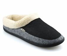 474dce5762b item 4 Mens Memory Foam Warm Faux Suede Fleece Slippers Slip On Clog Mules  Shoes Size -Mens Memory Foam Warm Faux Suede Fleece Slippers Slip On Clog  Mules ...