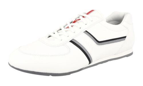 Luxueux 4e2735 Chaussures Blanche Prada 6 40 40 5 Nouveaux vqaTOAwa