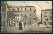 Ragusa Vittoria cartolina QQ0614