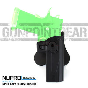 Nouveau nuprol rétention holster tokyo marui & nous hi-capa Hi Cappa airsoft e Force  </span>