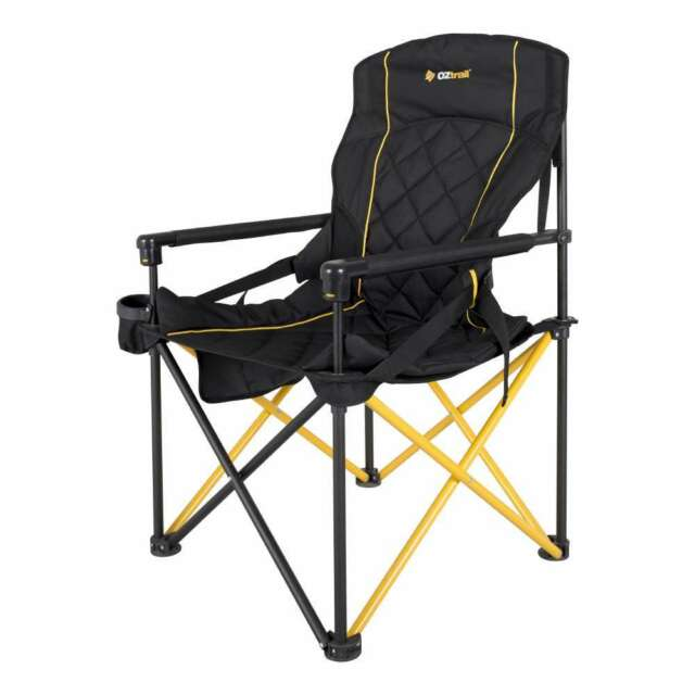 NEW Oztrail Commander Chair By Anaconda