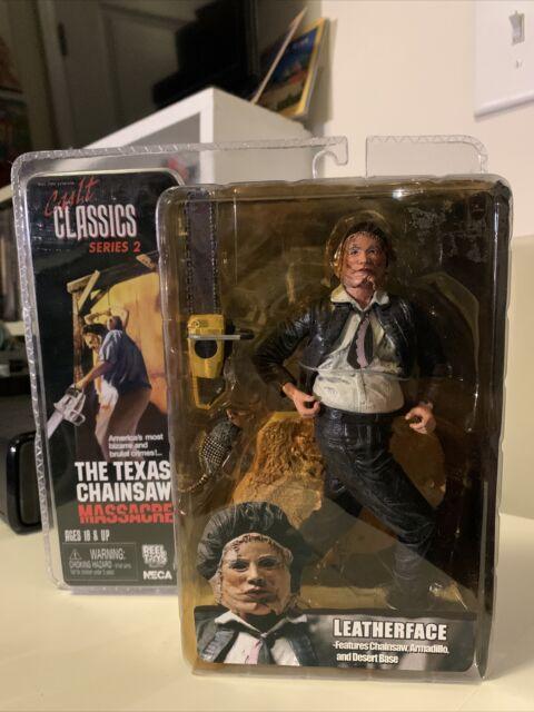 2005 NECA Reel Toys Leatherface Cult Classics Series 2 Texas Chainsaw Massacre