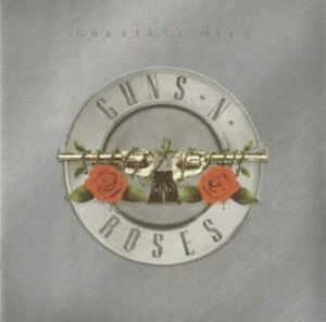 GUNS-N-ROSES-greatest-hits-CD-album-best-of-hard-rock-very-good-condition