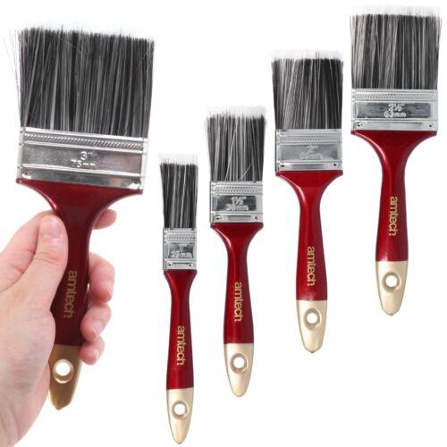 5Pc Décoration Brush Set Petit-Grand Large Plat mur plinthe émulsion peinture murale
