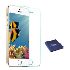 Impact Proof Nano LCD Screen Protector Apple iPhone 5/5S + Microfiber Cloth
