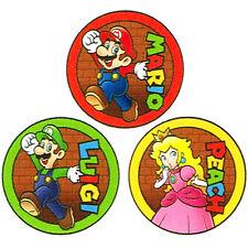 American Greetings Super Mario Paper Dessert Plates, 8 Count