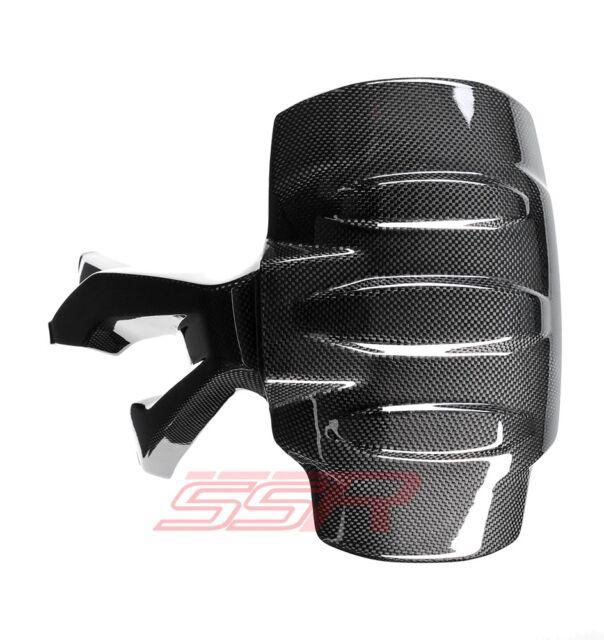 2013+ BMW R1200GS Rear Tire Fender Hugger Splash Mud Guard Cover Carbon Fiber