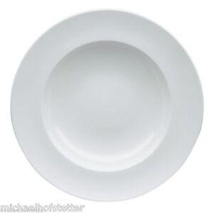 Thomas-Amici-Weiss-2x-Pastateller-Nudelteller-Spaghettiteller-Teller-30cm-NEU