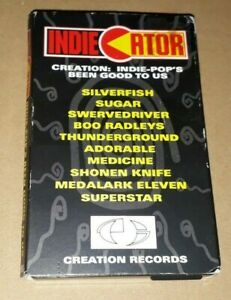 CREATION-INDIE-POP-039-S-BEEN-GOOD-TO-US-CASSETTE-1992-VERY-GOOD