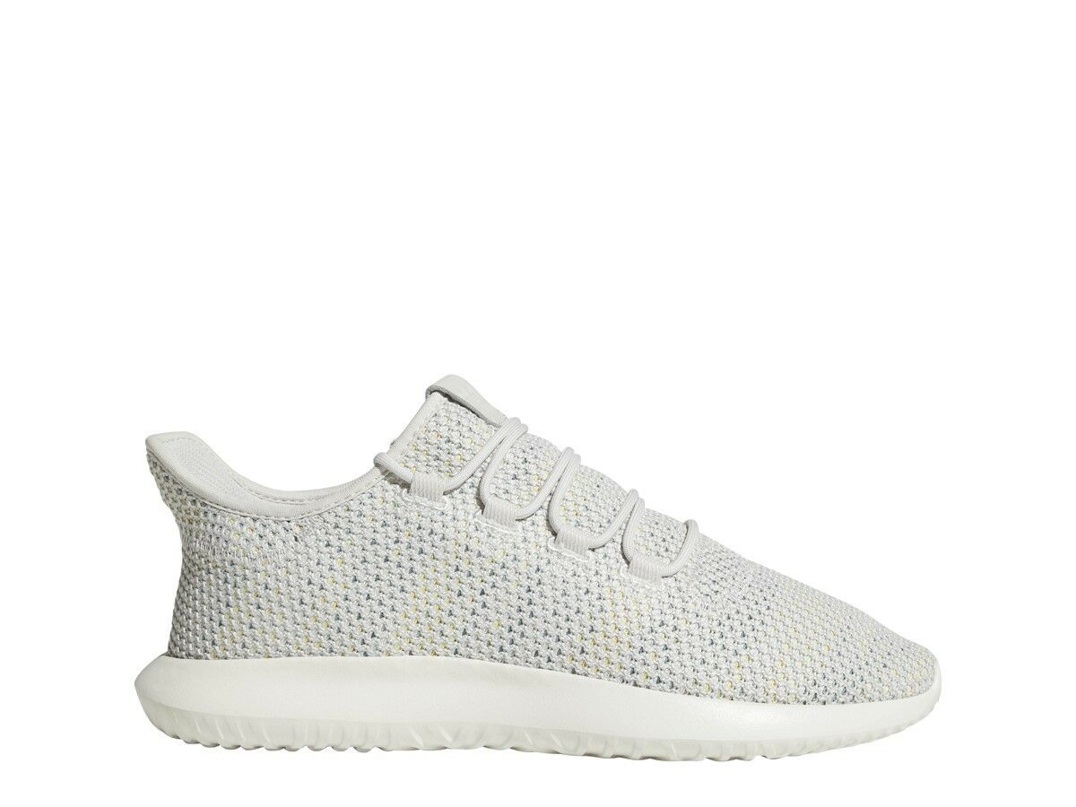 Adidas Mens TUBULAR SHADOW CK GREY WHITE GREEN - B37714