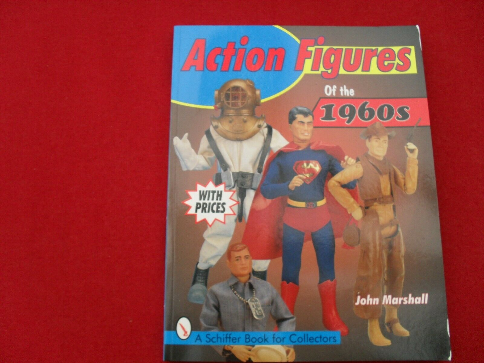 ACTION FIGURES of the 1960s GI JOE CAPTAIN ACTION JOHNNY HERO MAJOR MATT MASON