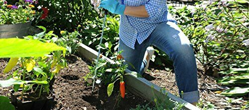 Gardening Tool Kit for Weeding Tilling /& Bulb Planting for Use w// Cordless Drill