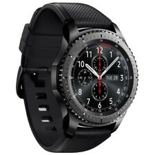 Samsung Gear S3 R760 Frontier grey Android Smartwatch Fitnesstracker Uhr