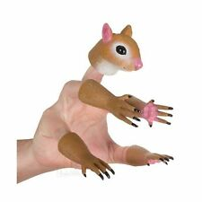 Corgi Dog Finger Hand Puppets  Novelty Toy Archie McPhee Handicorgi