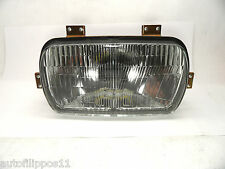 Fiat 131 (1° Serie) Mirafiori, Headlight Glass Left or Right, New