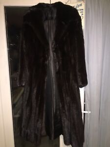 100% quality big discount exquisite style Genuine Vintage Harrods, Grosvenor Canada Mink Coat | eBay