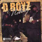 Nobody [Single] [PA] by D-Boyz (CD, 2007, D Boyz)