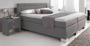 hapo boston boxspringbett boxspring bett boxspringbetten g nstig hotelbett ebay. Black Bedroom Furniture Sets. Home Design Ideas