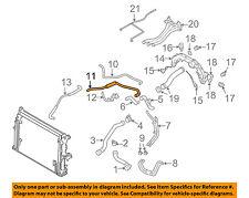 Cooling Hose Connector For 03-06 Porsche Cayenne 4.5L V8 Naturally MR25W5