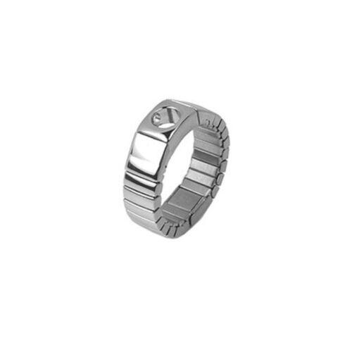 Basis-Ring 1648 Flexi für Aufsätze  Magnetschmuck MAGNETIX