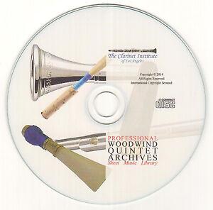 HUGE-Woodwind-Quintet-Sheet-Music-Collection-PDF-CD