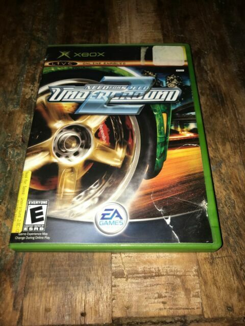 Need For Speed Underground 2 Microsoft Xbox 360 2004 For Sale
