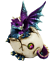 Dragons-Baby-Dragon-Egg-Hatchling-Statue-18-cm thumbnail 2