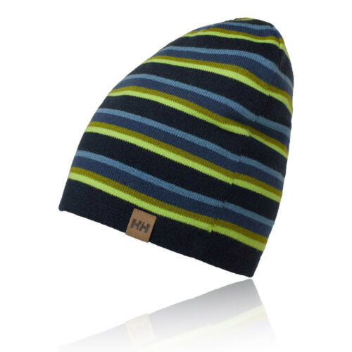 Helly Hansen Unisex HH Winter Lifa Beanie Blue Green Sports Running Outdoors