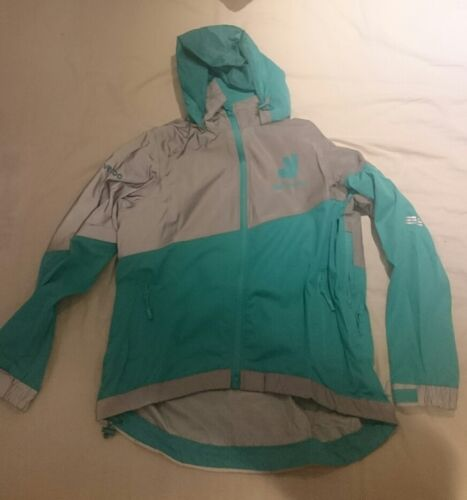 Impermeabile Delivery Giacca Deliveroo da Fastp p Reflective Safety ciclismo Anorak UrqtqdnwX
