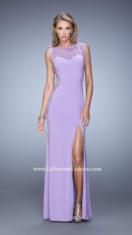 318 NWT WISTERIA LA FEMME PROM PAGEANT FORMAL DRESS DRESS DRESS GOWN SIZE 2 2dc251