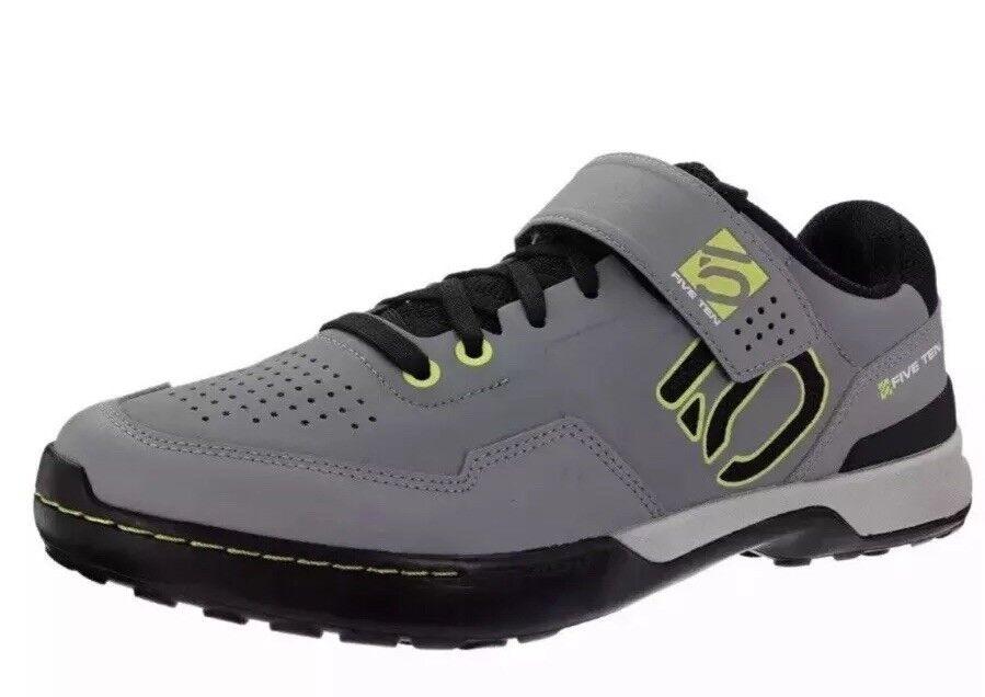 Five Ten Kestrel Lace Men's Athletic Mountain Bike shoes Size 9