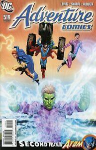 Adventure-Comics-519-Superboy-Comic-Book-DC