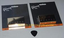 Gibson Les Paul Pickup Cover Set Gold Vintage Spec Humbucker Guitar Parts Custom