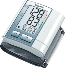 Artikelbild Beurer Blutdruckmessgerät BC 40 Weiss-Silber - Neu Ovp