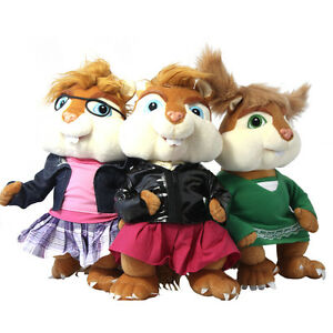 Alvin and the chipmunks plush toys at target thanks