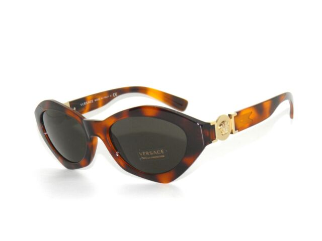 15c707e91d8 Versace Sunglasses Women Ve 4334 Brown 511971 Ve4334 54mm for sale ...