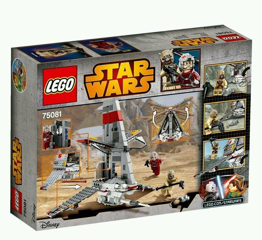 LEGO® Star Wars™ 75081 T-16 Skyhopper™ Tatooine Tatooine Tatooine NEU OVP NEW MISB bdcf44