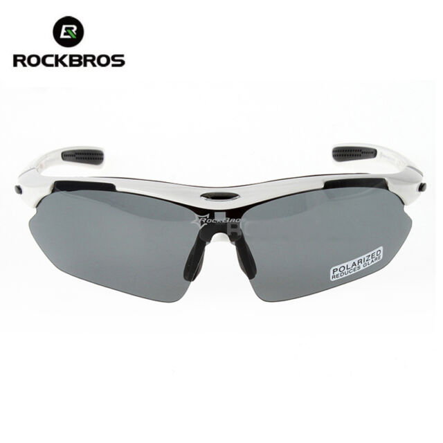 c089dc9f181 RockBros Polarized Cycling Glasses Sports Glasses Sunglasses Goggles ...