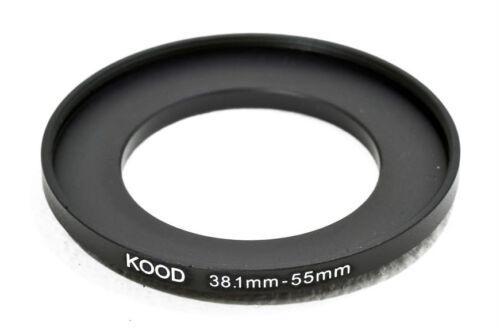 Anillo de versión 38.1mm-55mm 38.1-55 anillo adaptador de filtro paso para arriba