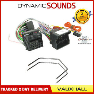 SOT-122S-Parrot-Bluetooth-ISO-Lead-For-Vauxhall-Agila-Astra