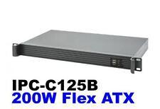 """19"""" 1HE Server-Gehäuse IPC-C125B / Atom / mini ITX / 200W"""