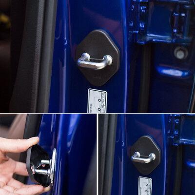 For Honda Accord 2018 2019 Door Lock Protector Decorative Cover Trim 4pcs