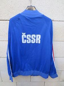 Details about Vintage jacket adidas lady czechoslovakia euro 1980 ventex tracktop jacket 186 xl show original title