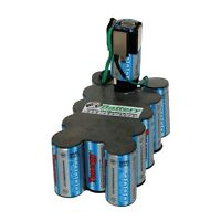 Ryobi 18v One+   P100 Upgraded Battery Replacement Internals Tenergy 3.0ah Nimh